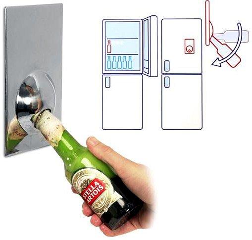 Fridge Beer Opener Fridge Magnet Bottle Opener